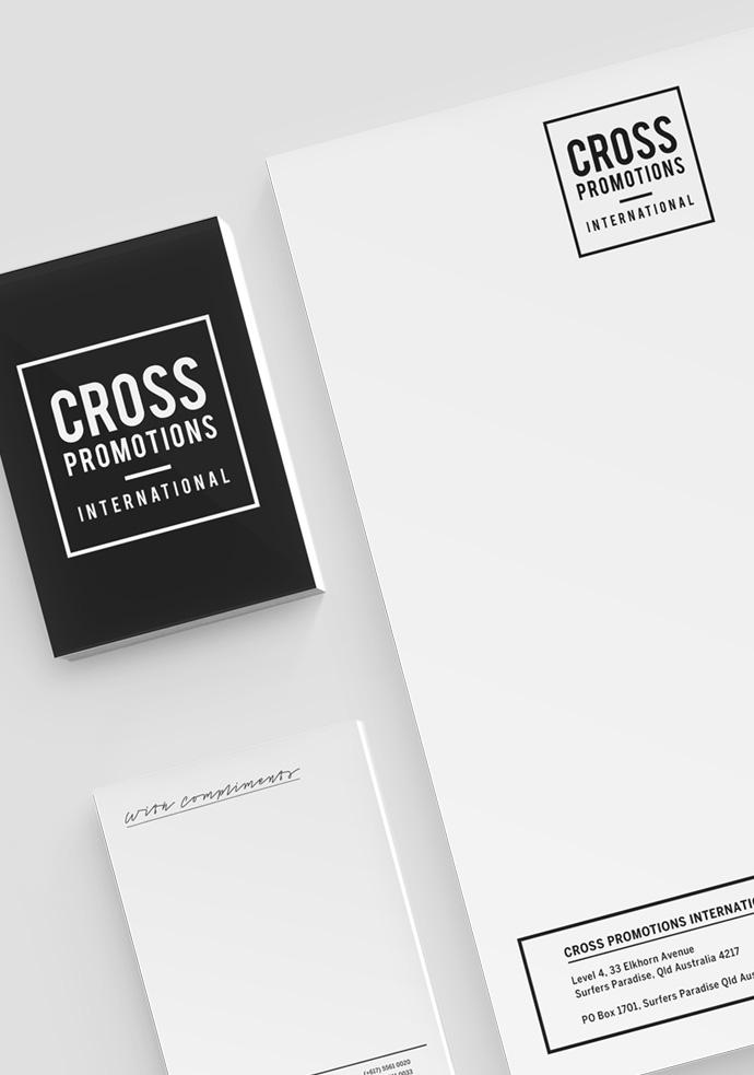 Cross Promotions