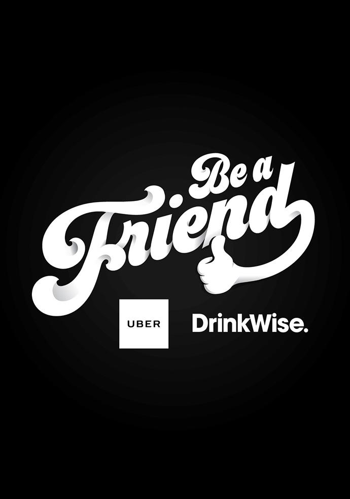 Uber X Drinkwise